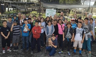 Second-Place Winners: Fifth-Graders at Murdock Elementary School, Willows, CA