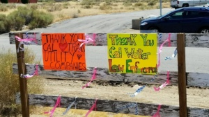 Erskine Fire Victims Express their Appreciation