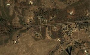 Satellite view of Buzztail District.